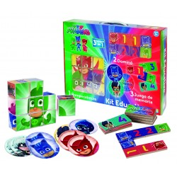 Kit Educativo PJ Masks