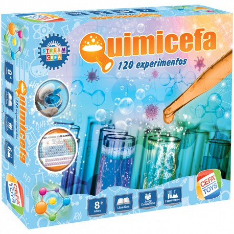 Quimicefa 120 Experimentos