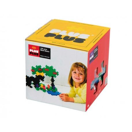 Cubo Plus Plus Big 100 piezas
