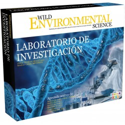 Laboratorio de Investigación Wild Environmental Science W.E.S.