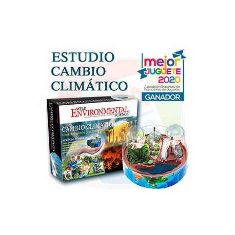 Estudio Cambio Climático Wild Environmetal Science (WES)