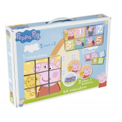 Kit Educativo Peppa Pig