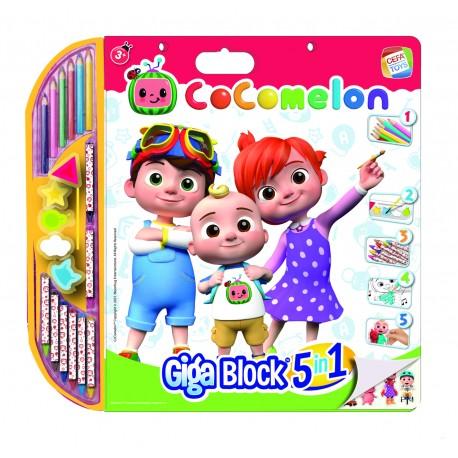 Gigablock Cocomelon 5 en 1