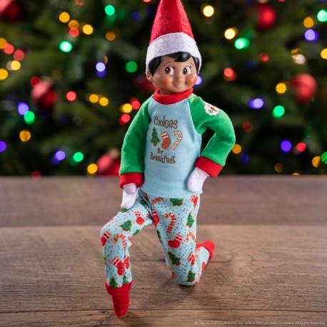 "The Elf On The Shelf: Vestuario ""Claus Couture"" Pijama Cookies"