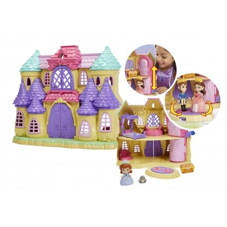 Castillo Deluxe Princesa Sofía