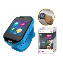 Smartwatch Clan Kurio Azul