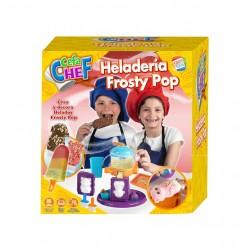 Cefachef: Heladería Frosty Pop