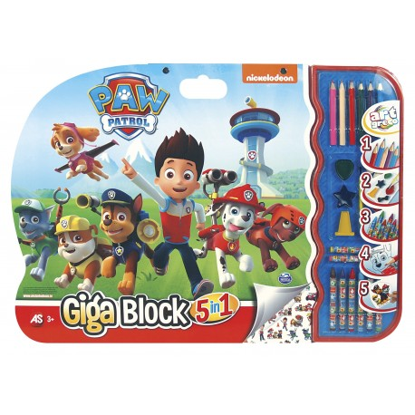 Giga Block Patrulla Canina
